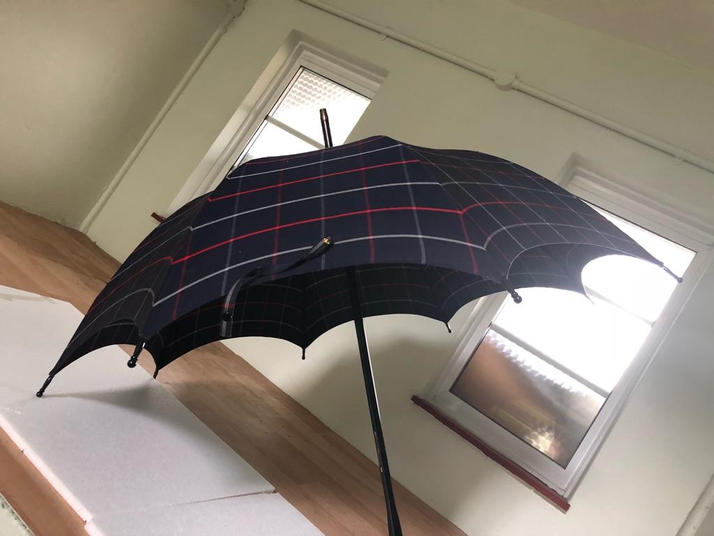 Burberry's Man's Umbrella as New