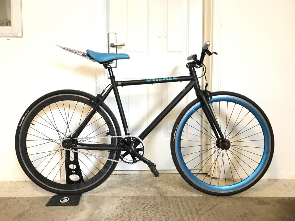 Create bike good conditions