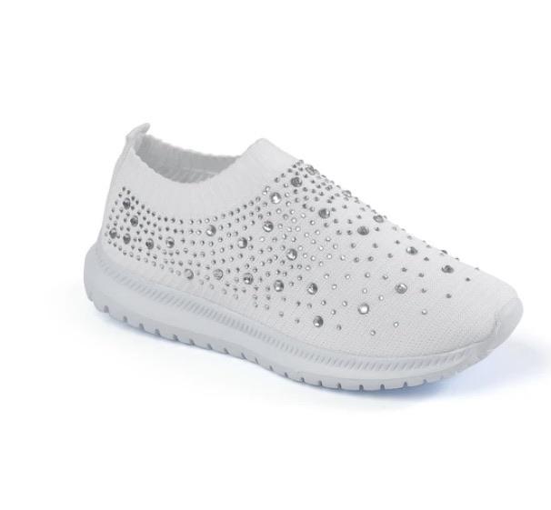 Diamanté sneakers