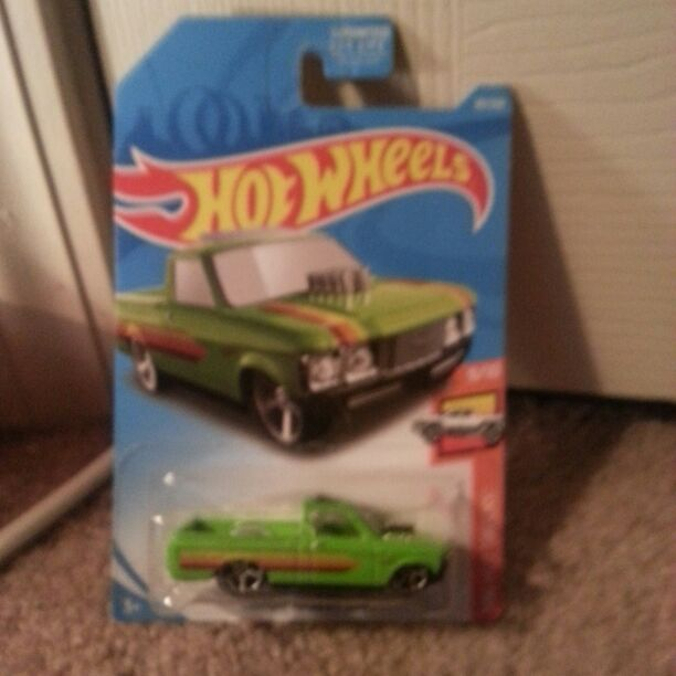 Custom 1972 chevy luv hotwheels for sale