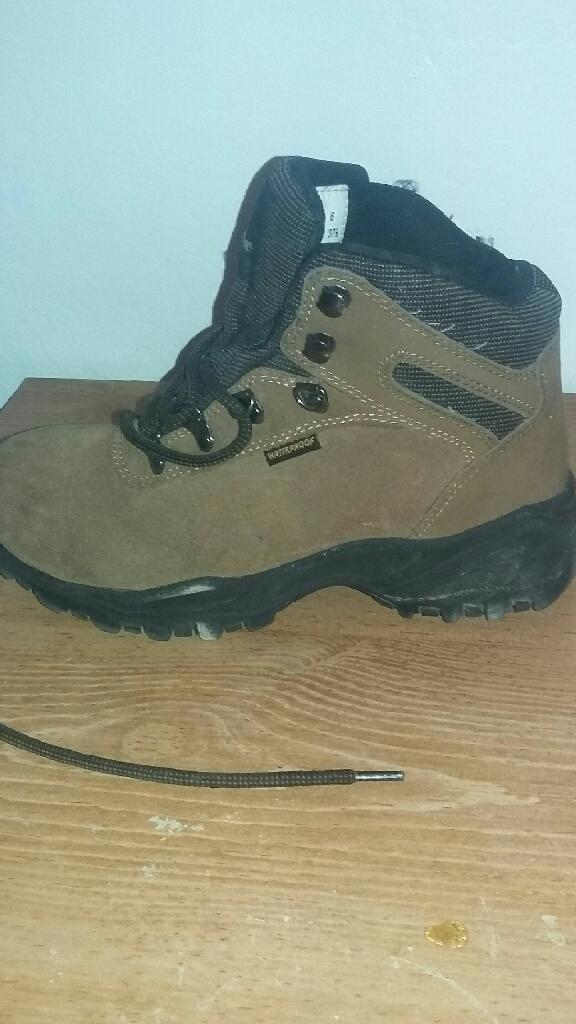 Ozark trail womans hiking boots