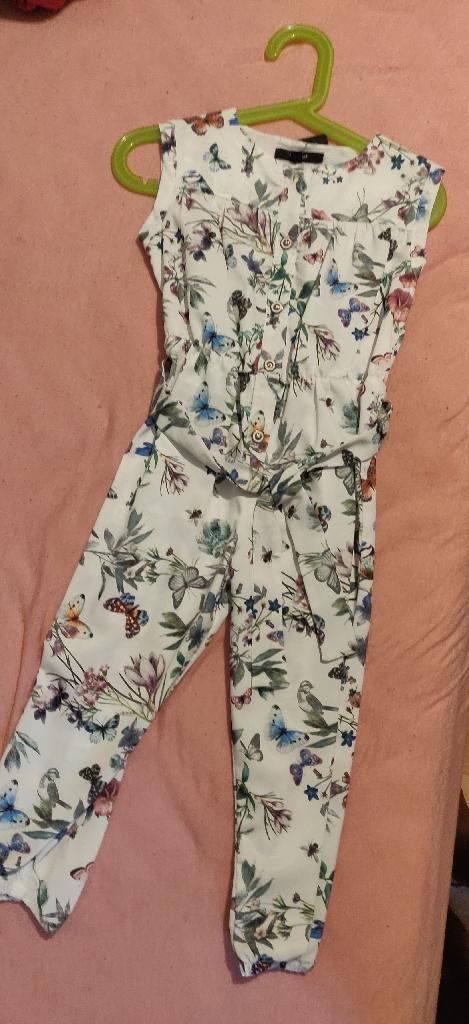 M&S girl's jumpsuit