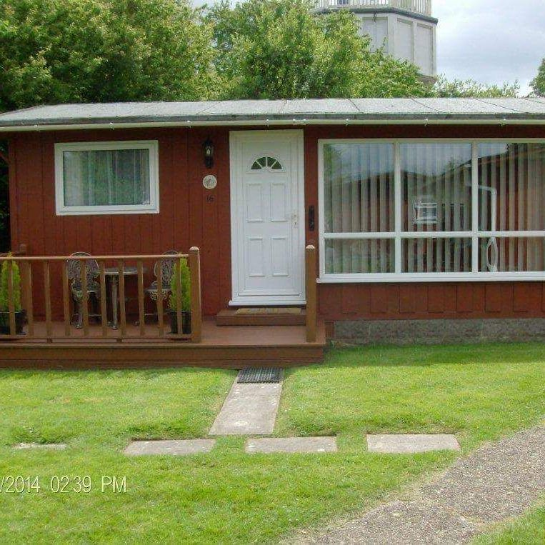 Holiday Chalet to rent in Seaton Devon