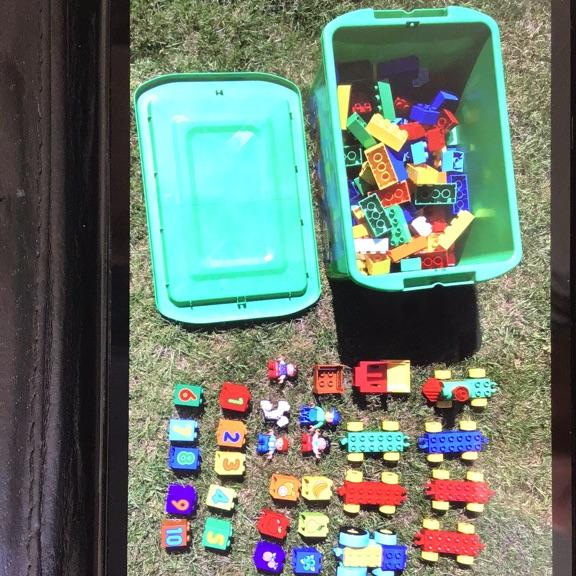 DUPLO Lego, multiple sets