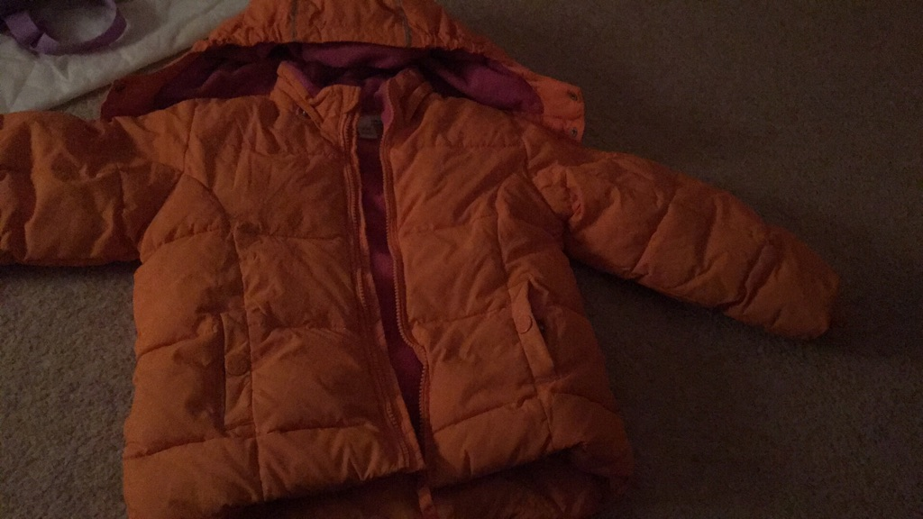 HM coat age 5/6