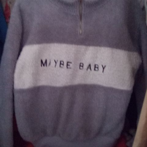 """Maybe baby""jacket"