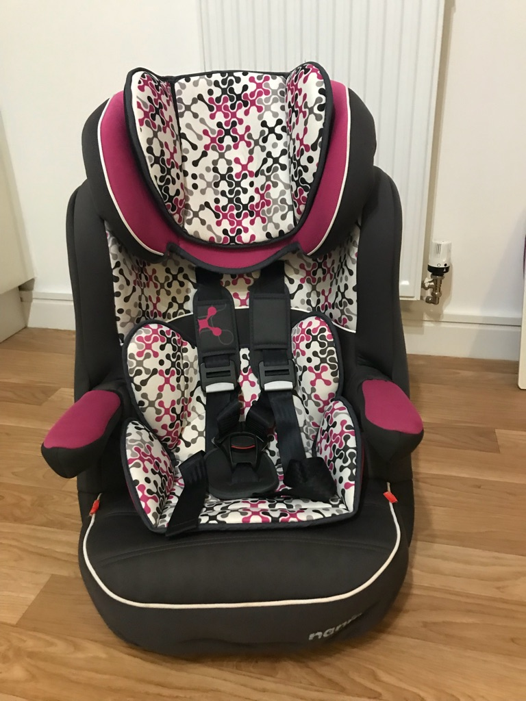 Nania Car Seat Group 123