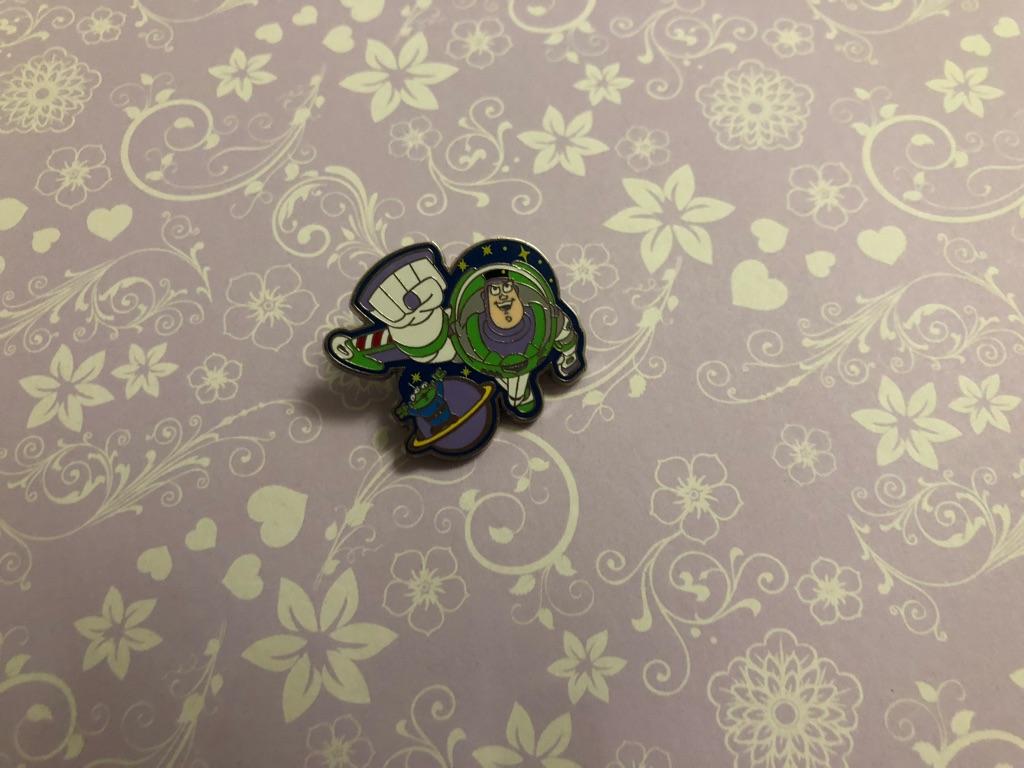 Disney toy story pin