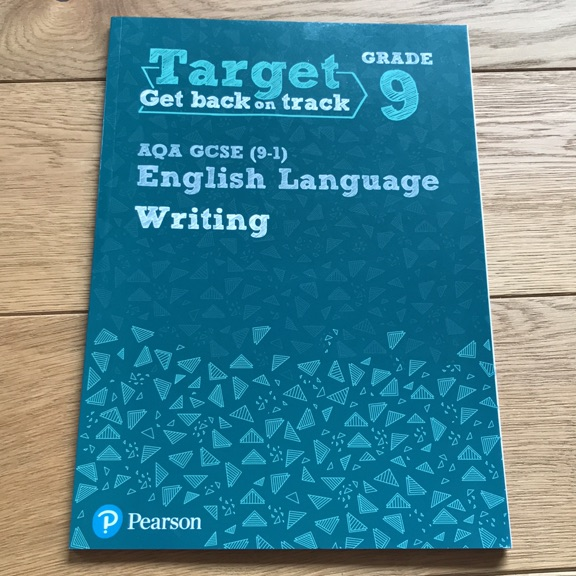 TARGET 9 English Language writing