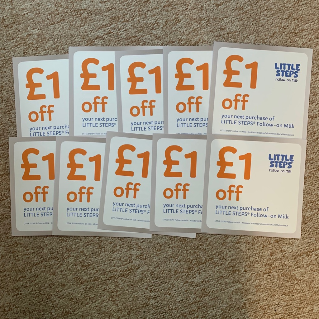 Little Steps Vouchers