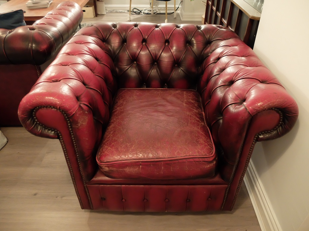 Chesterfield Chair- Rainhill/Prescot