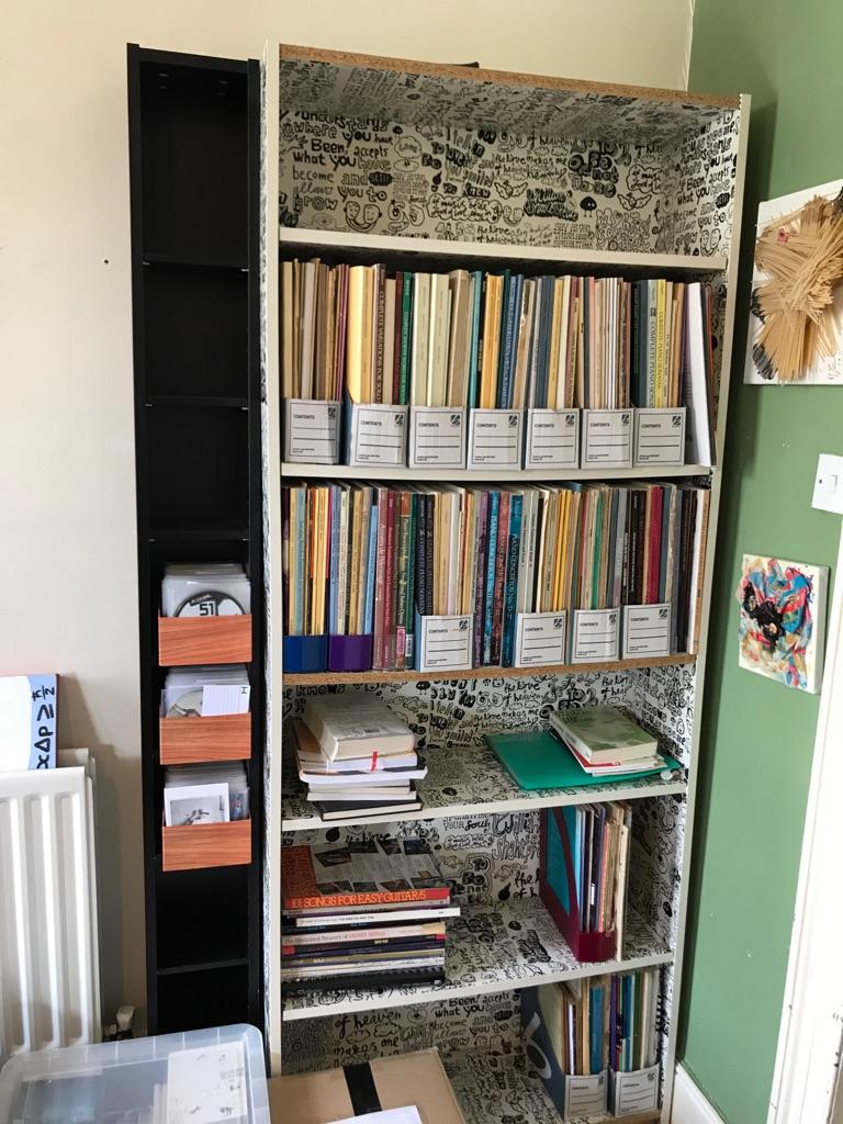 Shakespeare Bookshelf