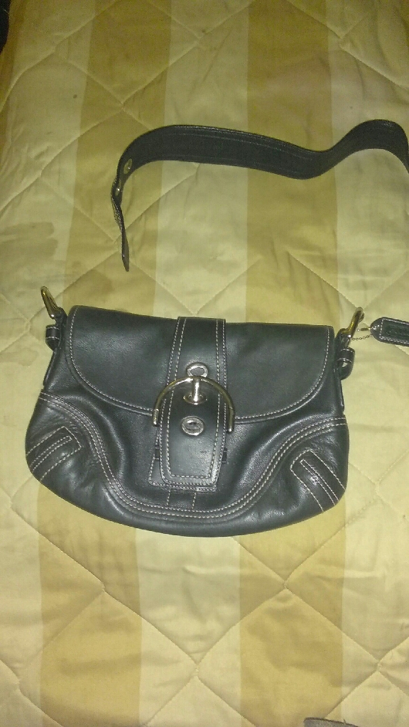 Coach purses/3 left