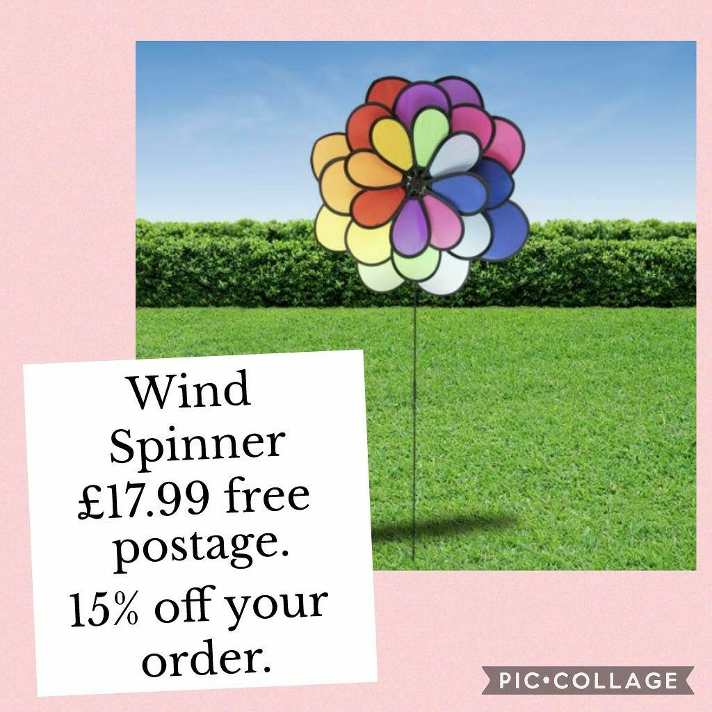 💥Wind Spinner 💥£17.99  🚛free postage  15% off your order.