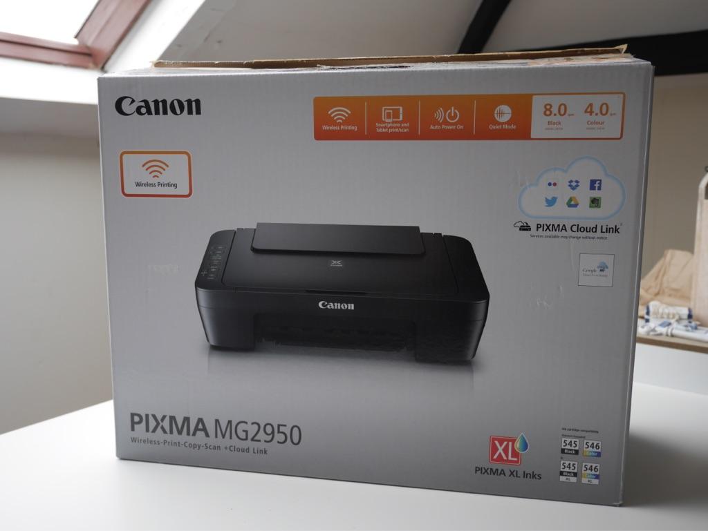 Canon WIFI Printer/Scanner