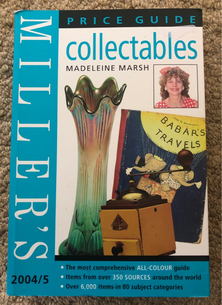 MILLERS 2004/2005 COLLECTABLES PRICE GUIDE