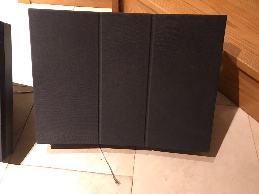 Bang and Olufsen RL 45.2 speakers