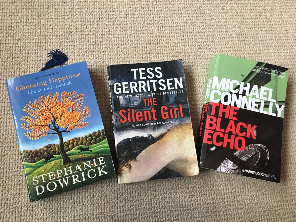 3 books for £8