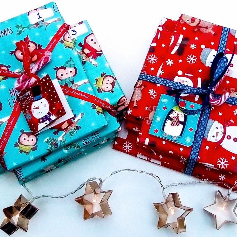 Christmas Book Advents