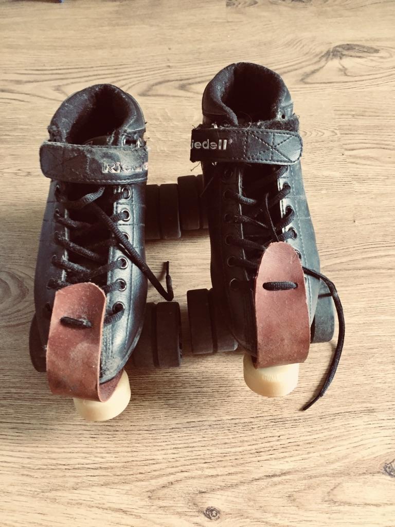 REIDELL Roller Derby Skates size 5 - USED