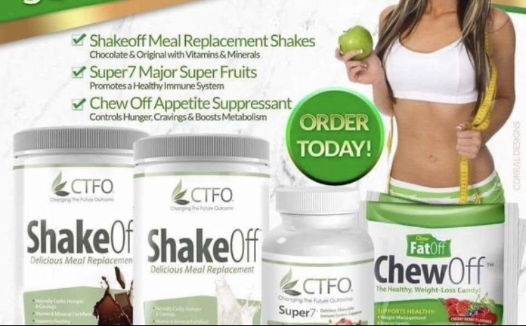 Weight management and wellness products