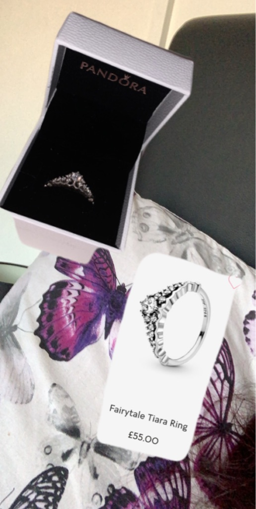 FairyTale Pandora Ring