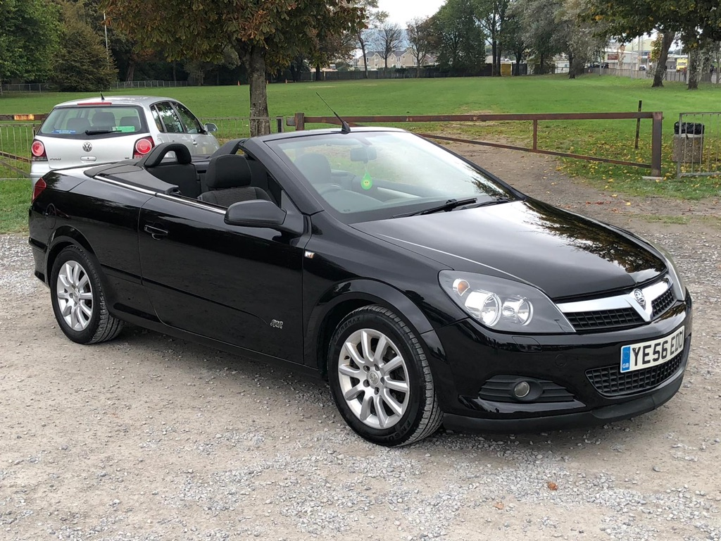 Vauxhall astra twintop (105) 1.6 Hard Top Convertible