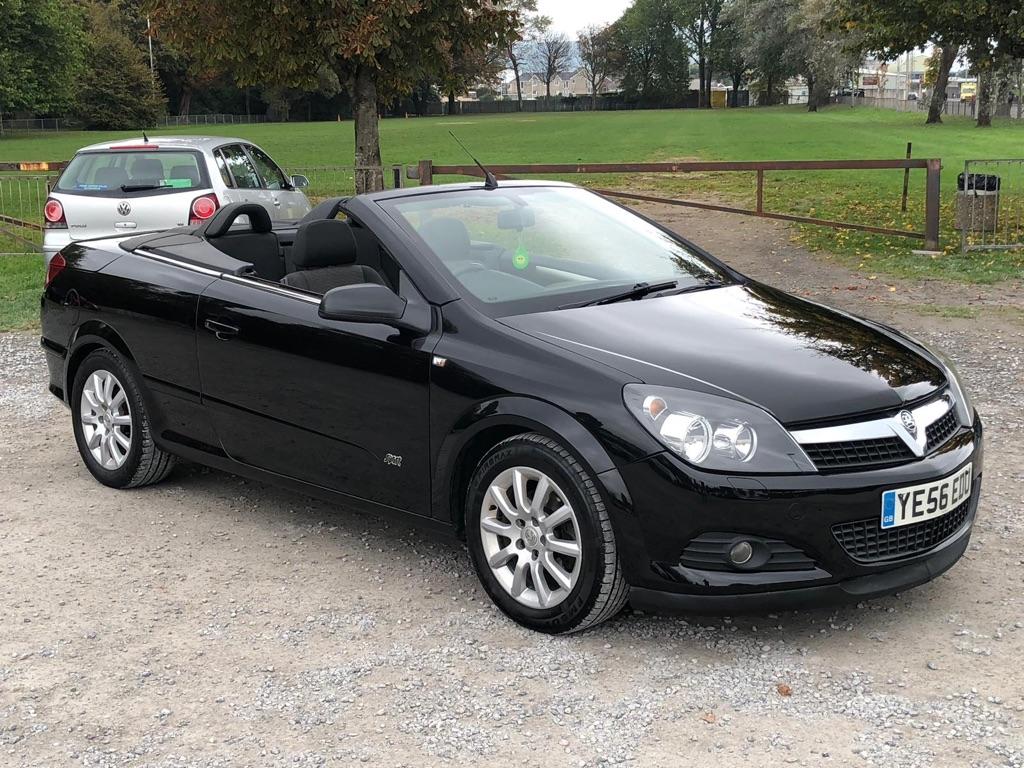 Vauxhall astra twintop (105) 1.6 Hard Top Convertible
