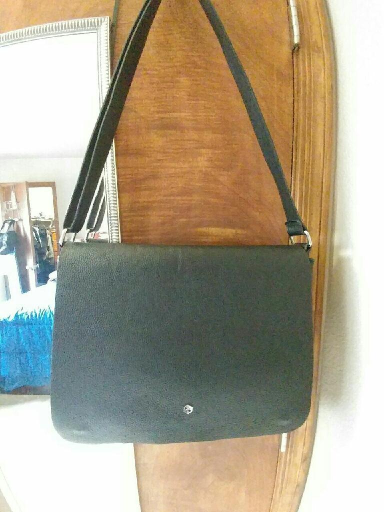 Valentina Leather Laptop Bag