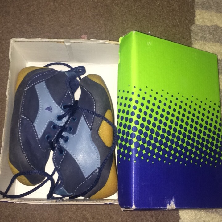 Boys Clark's shoes