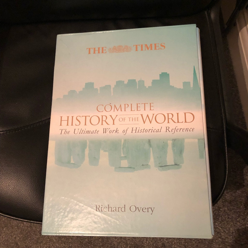 Natural history of the world by Sunday times