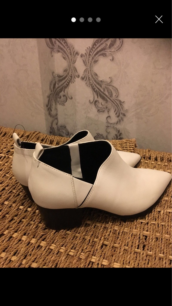 Next heeled boot