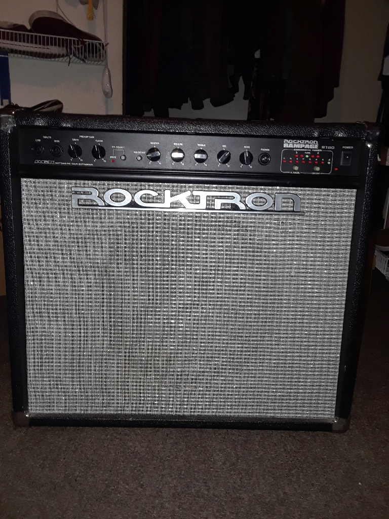 Rocktron Guitar Amp
