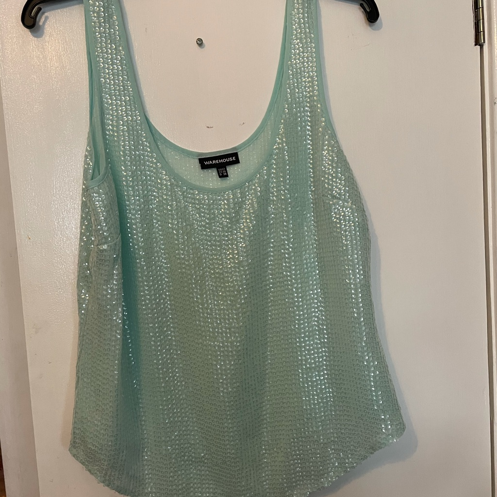 Ladies Warehouse Vest Top size 12