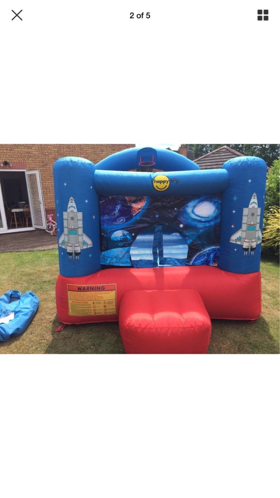 BOUNCY CASTLE FOR HIRE
