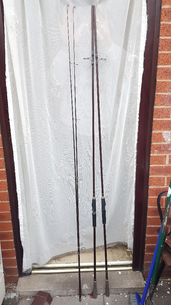 X2 kevin maddocks  carp rod