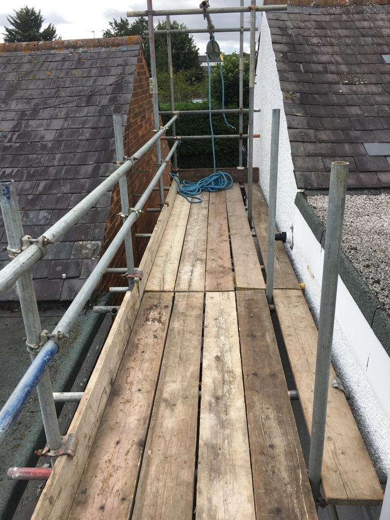 Bespoke herts scaffolding services