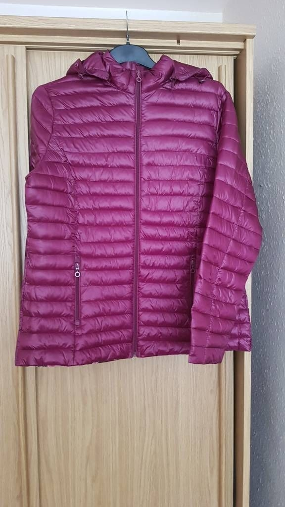 Lady light weight jacket