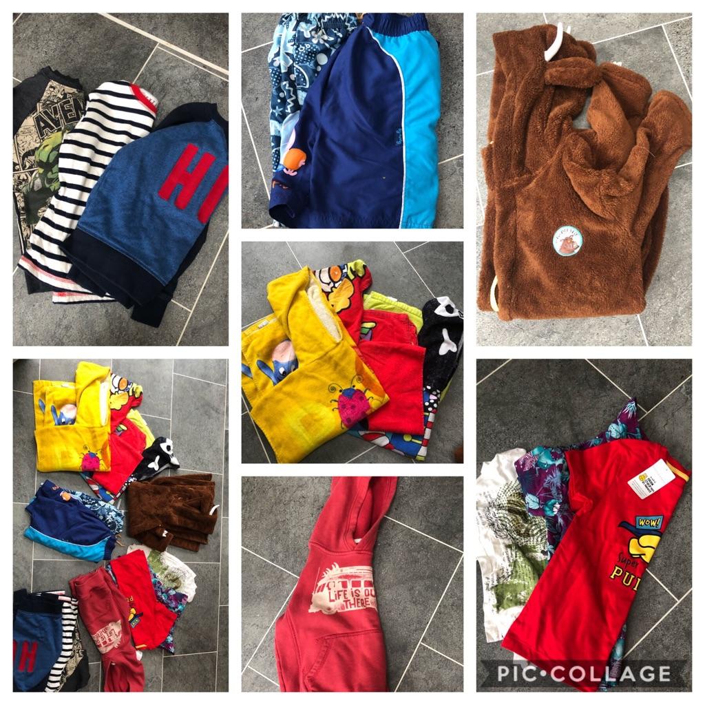 Aged 4/5 boys clothing bundle