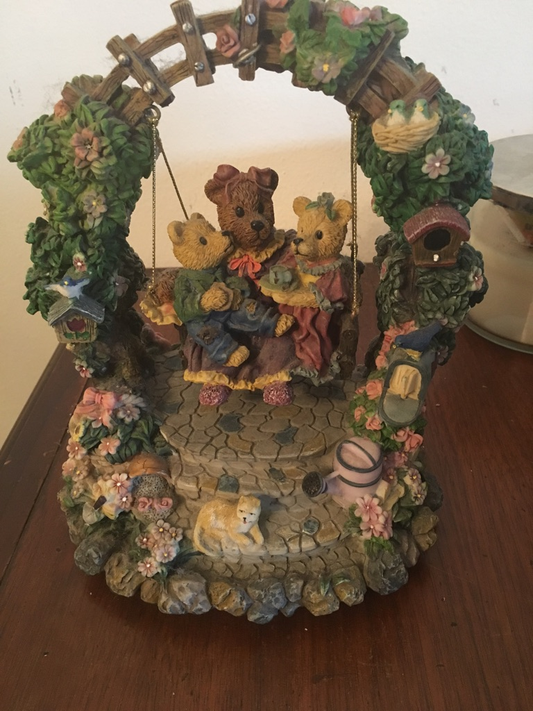 Teddy Bear Music Box
