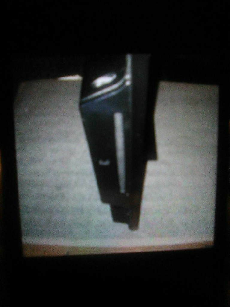 Flat screen TV dvd