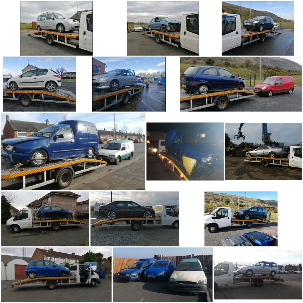 All used vehicles wanted top prices paid on collection