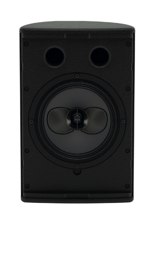 Martin Audio cdd6 black