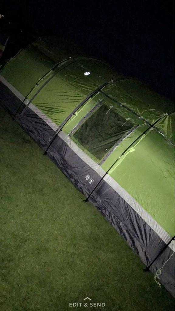 Kalamari 8 Person Tent