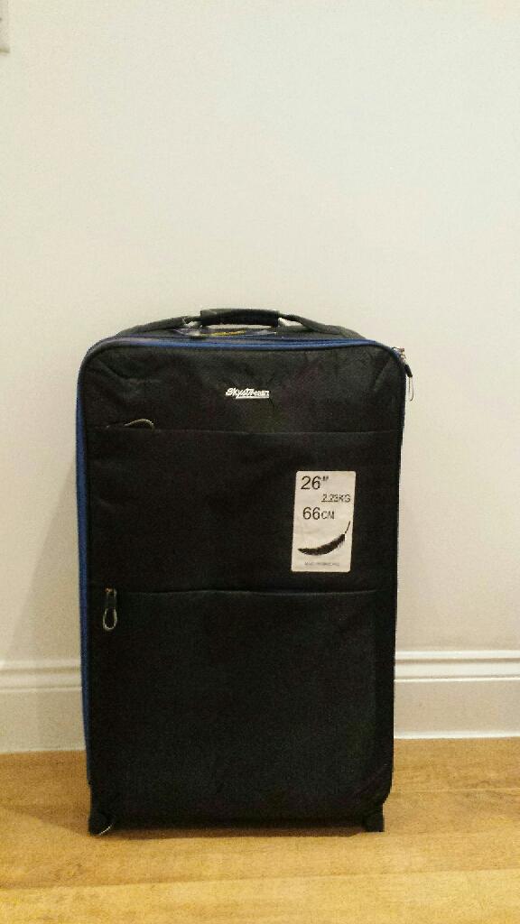 Light luggage brand new