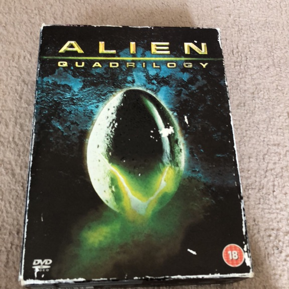 Alien boxset