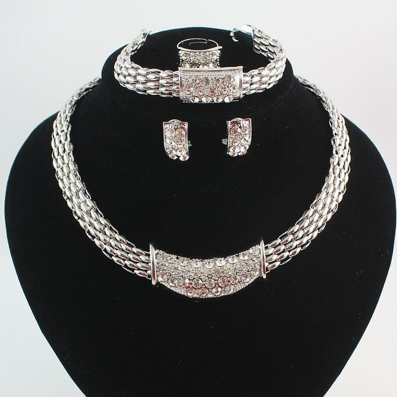 Formal wear jewelry sets