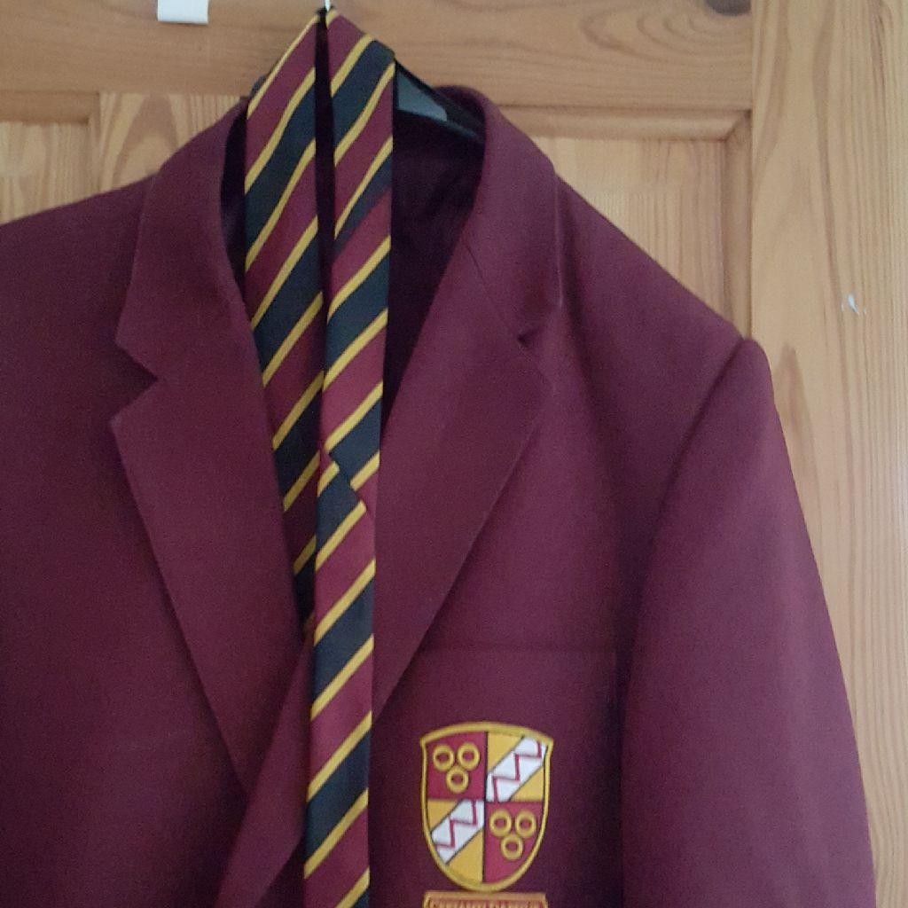 Oldershaw acadamy boys blazer&tie
