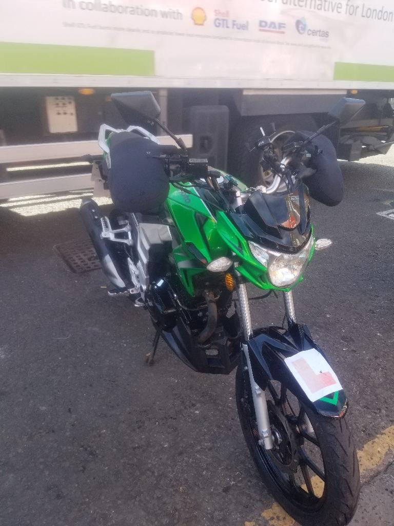 Lexmoto Venon 125cc