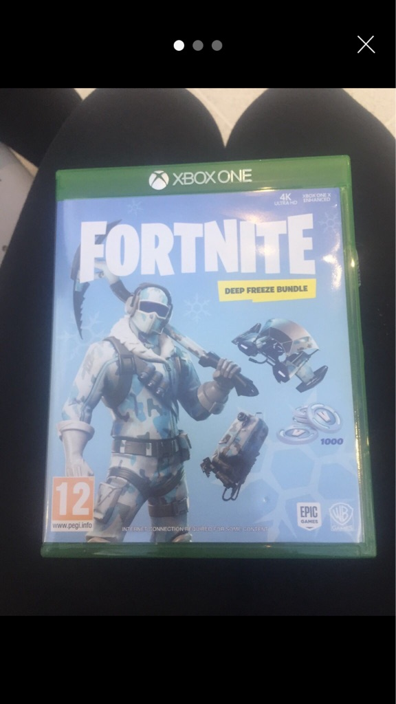 Fortnite X box one